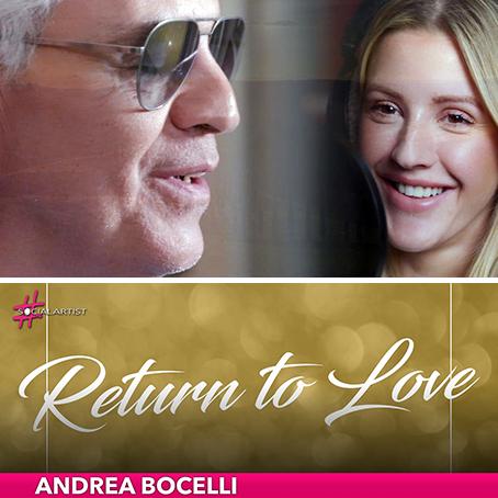 bocelli return to love