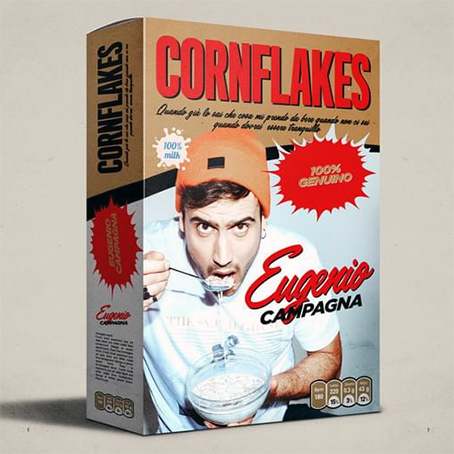 campagna cornflakes