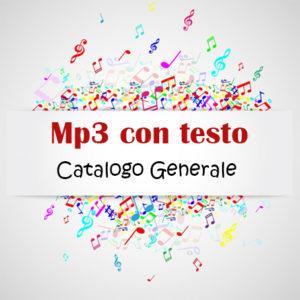 Mp3 con testo